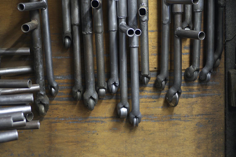 3 - ヘラ Spinning tools